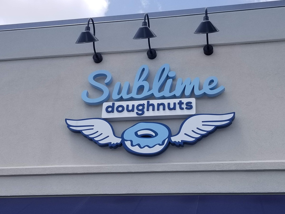 Mini-Lesson #1 Sublime Doughnuts