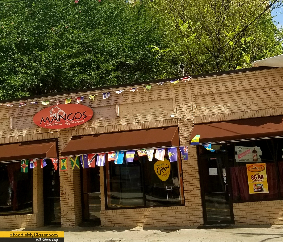 Mangos Caribbean Restaurant Review