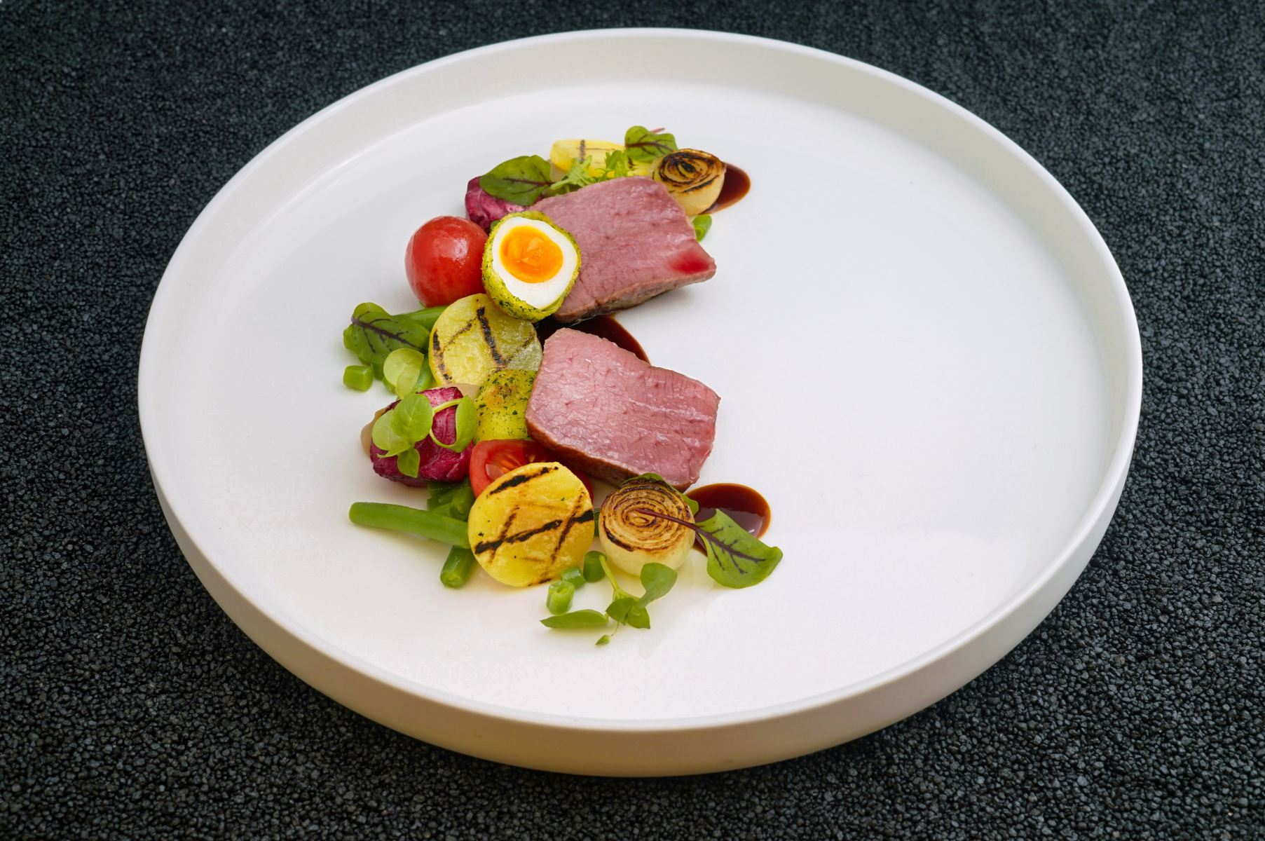 Why Expensive Restaurants Serve Tiny Portions