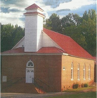 Friendship Baptist Church, Crawfordville, GA.  Photo Credit: Friendship Baptist Church Facebook Page