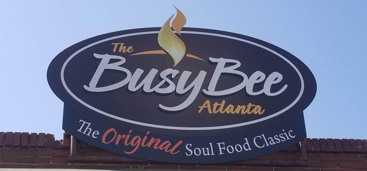 Tribute to My Mother-Part One, The Busy Bee Atlanta